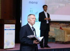 Prakash Nair and Andy Homden