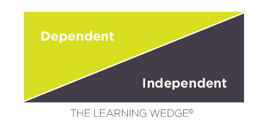 Teaching for independent learning