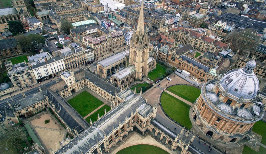 Applying to Oxford from an international school