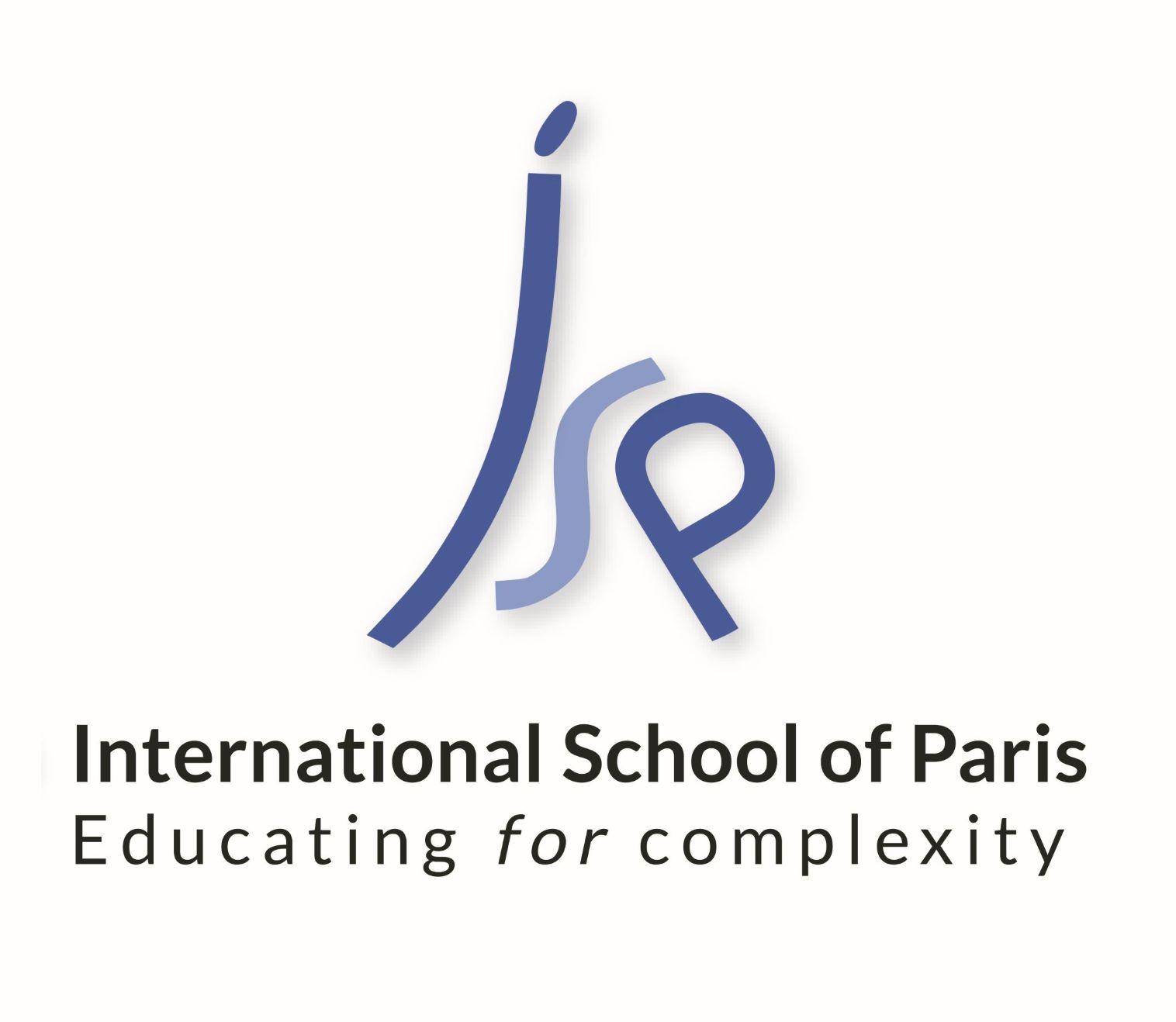 ISP Logo bilingualisim