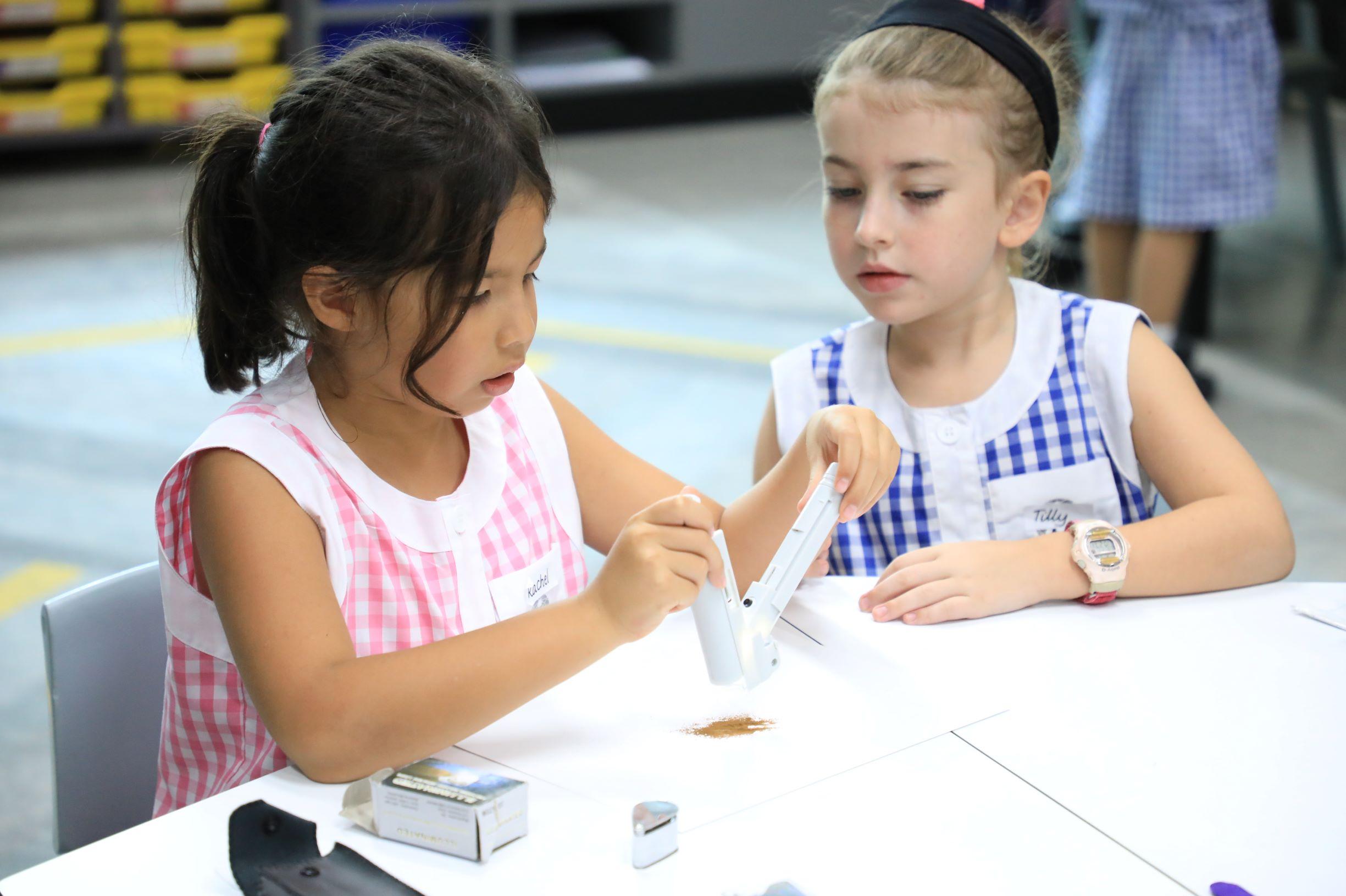 Primary Science at Bangkok Patana School